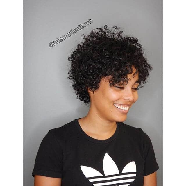 Longer Soft Pixie With Pretty Movement