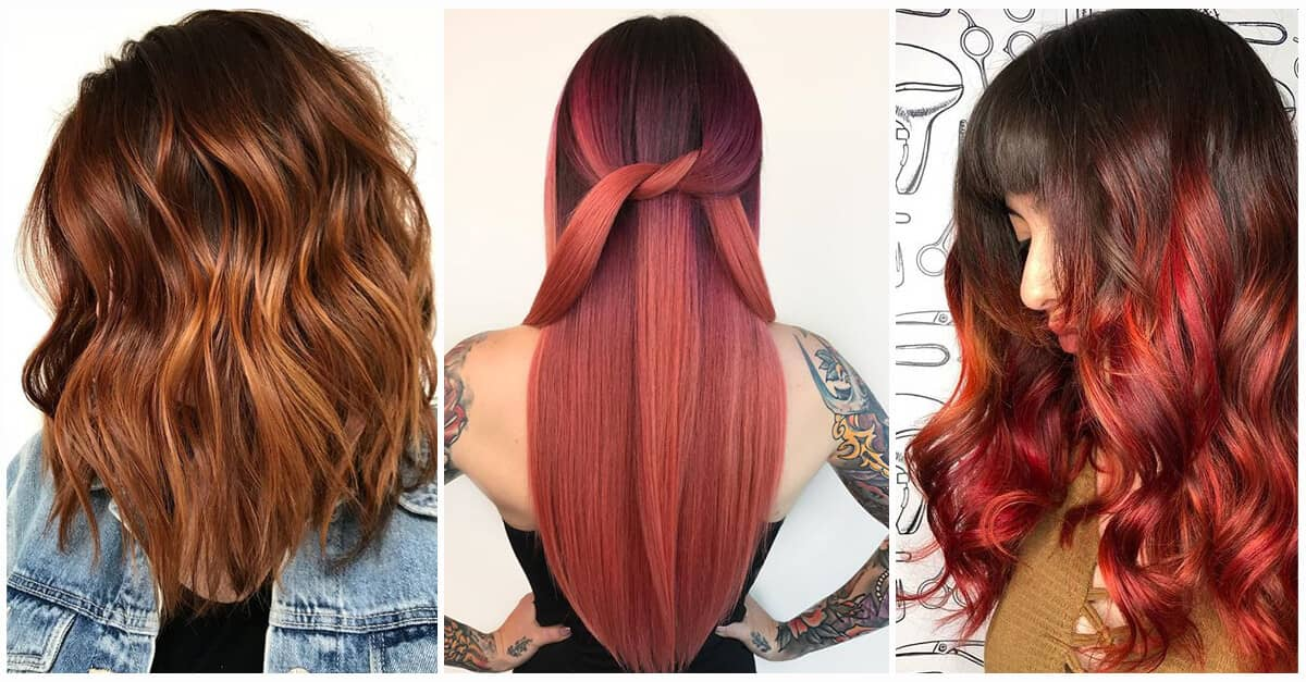 50 Breathtaking Auburn Hair Ideas To Level Up Your Look In 2020