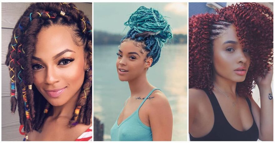 50 Stunning Crochet Braids to Style Your Hair