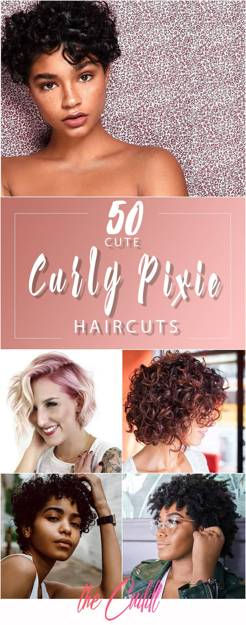 10 Bold Curly Pixie Cut Ideas To Transform Your Style in 10