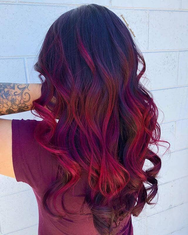 October Ombre is Pretty in Every Way