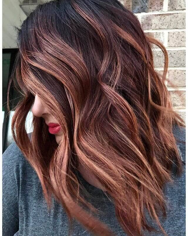Burgundy-Blonde? Yeah, it's a Thing