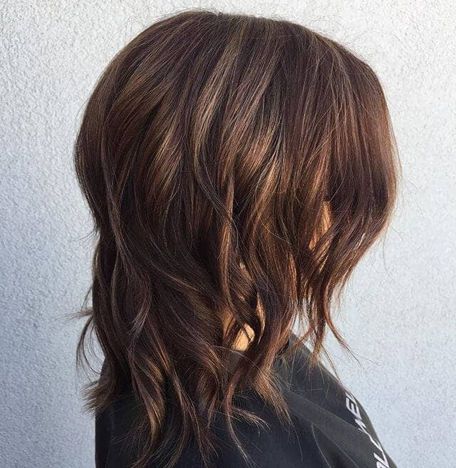 Textured Medium Rockstar Layers with Extra Volume