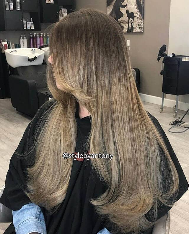 All Length with a Touch of Layers