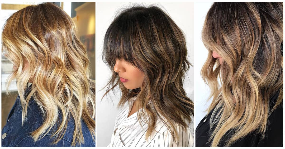 50 Sexy Long Layered Hair Ideas To Create Effortless Style In 2020
