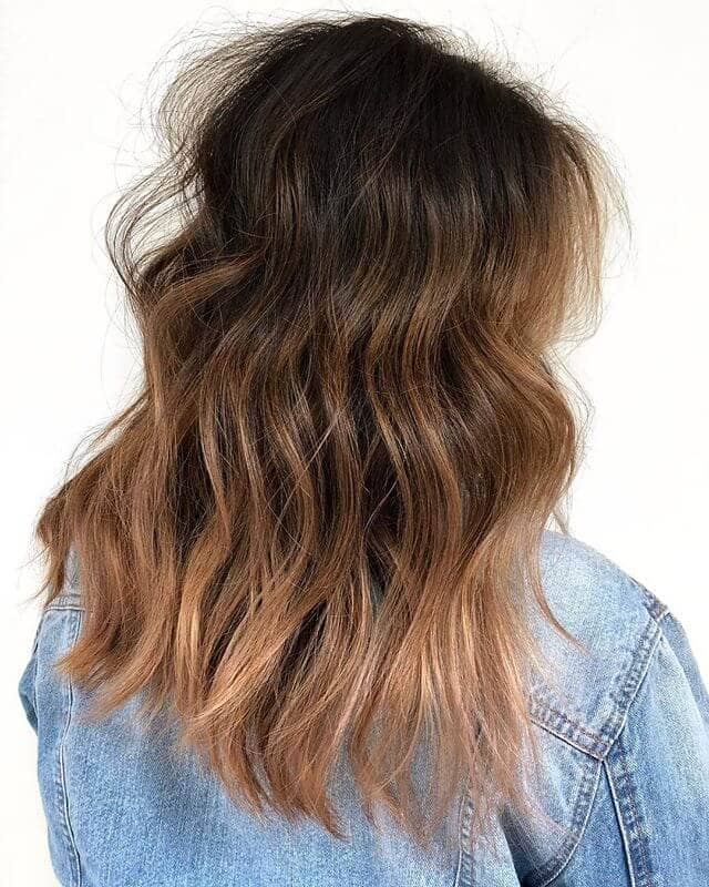 Easy Beach Waves with Highlights