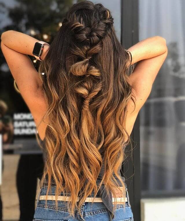 Simply Sweet, Cute Hairstyle for Girls