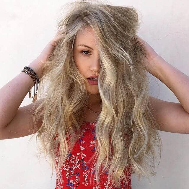 Ultra Blond Boho Wild Waves