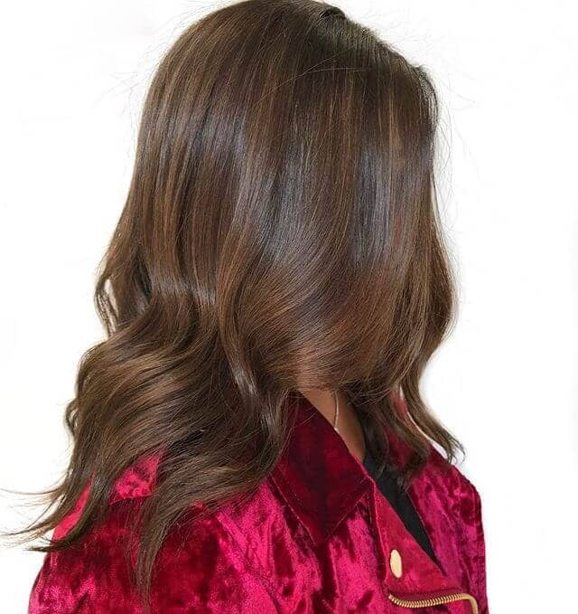 The Elegant Single Wave Hairstyle