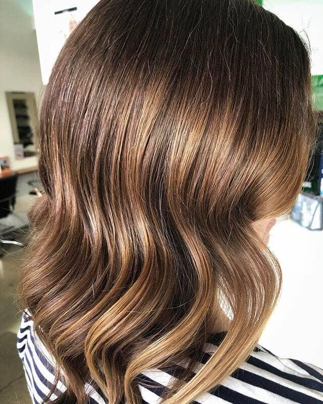 Shoulder Length Short Natural Hairstyle
