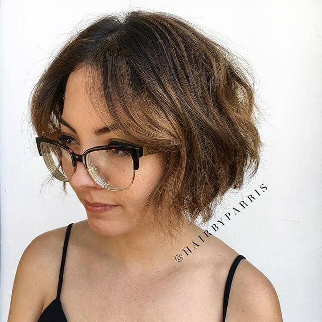 Nice, Short, Attractive Fine Hair Cut