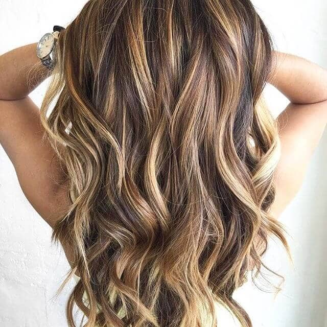 Sexy Strands in Shades of Brown