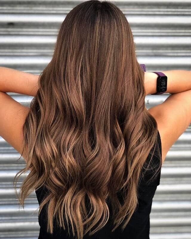 Simply Lovely Quick Fall Hairstyle