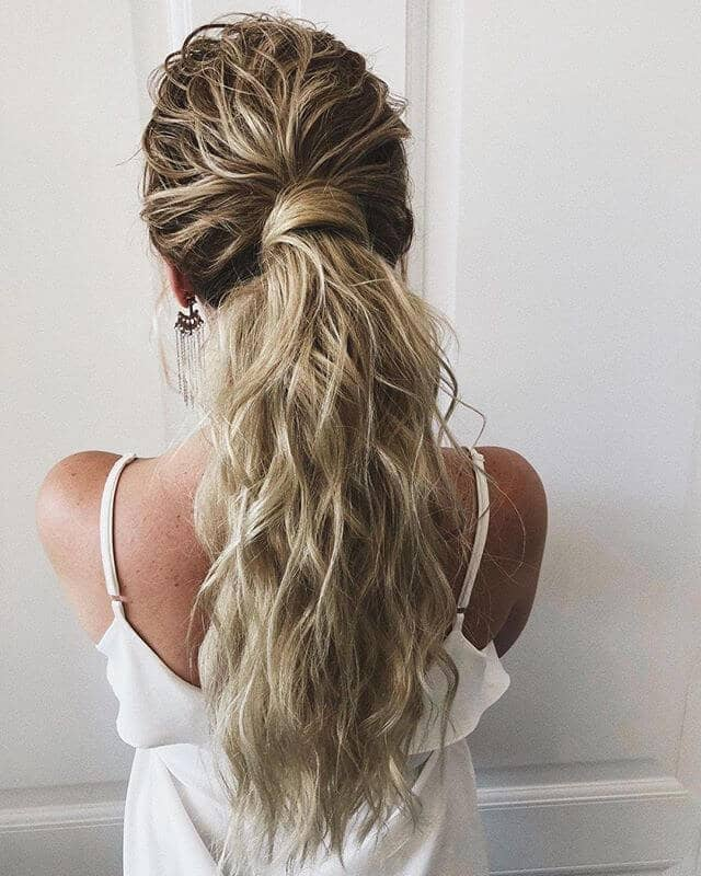 50 Best Ponytail Hairstyles to Update Your Updo in 2020