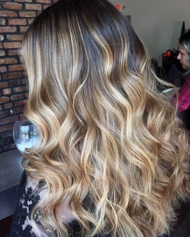 Captivating Curls for Light Brown Hair