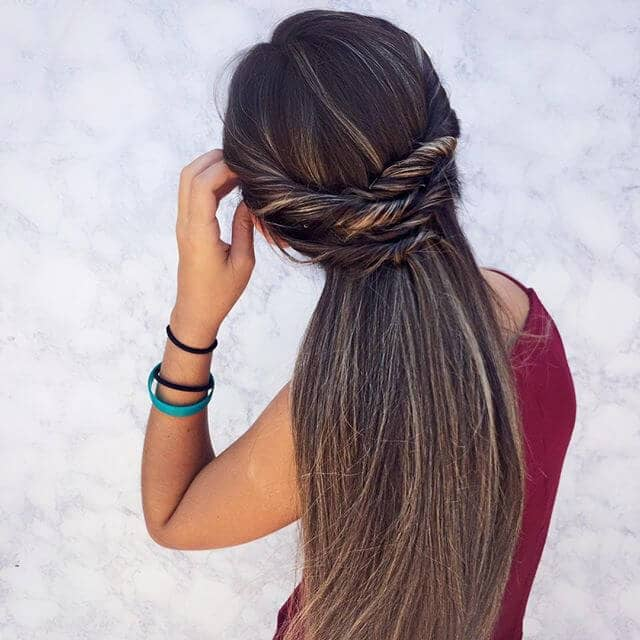Cool, Cute and Classy Brunette Style
