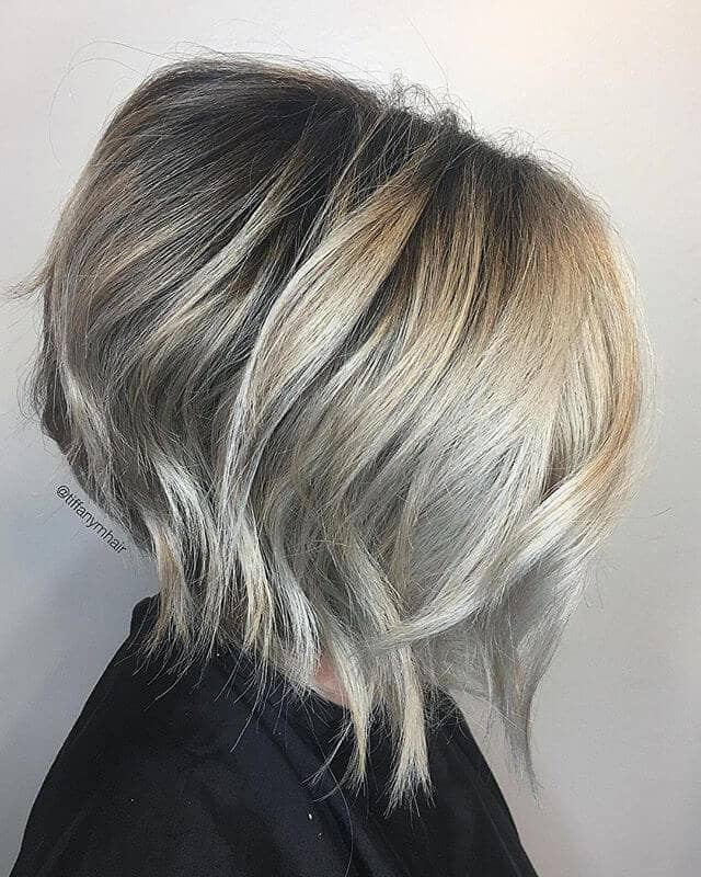 Silver with Dark Accents And A Touch Of Sunlight
