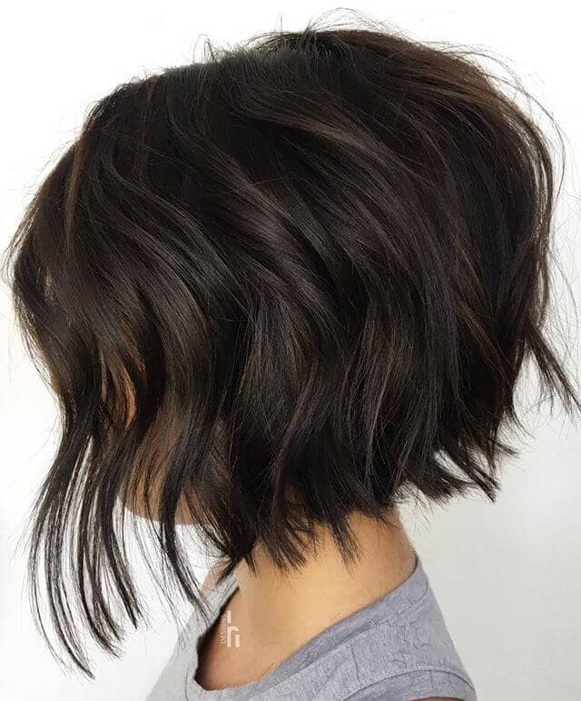 Cute Style For Girls With Dark Brown Hair