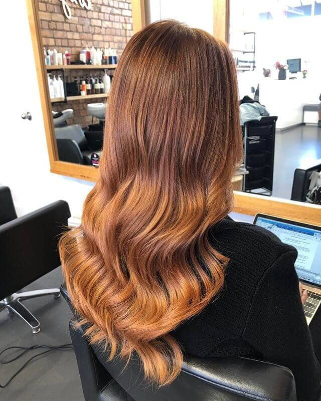 Making Waves With Strawberry Blonde