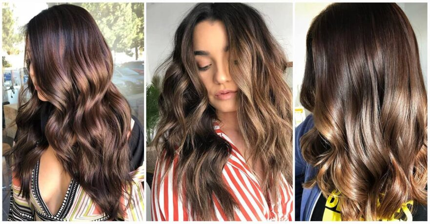 50 Lovely Dark Brown Hair Ideas to Glow