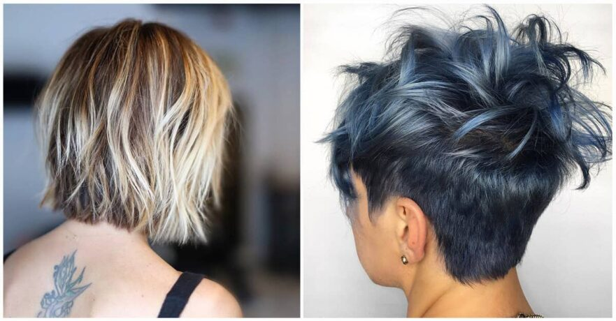 50 Quick and Fresh Short Hairstyles for Fine Hair that Rock the World