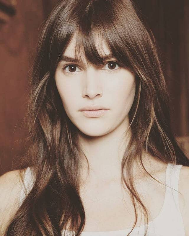 Lean and Mean: The Best Center Bangs
