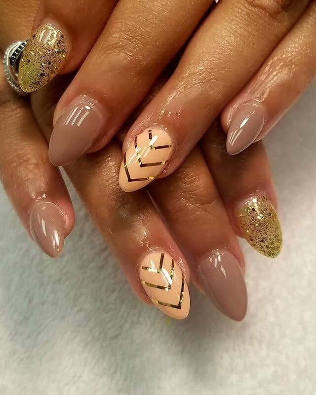 Making a Point with Foil Nails