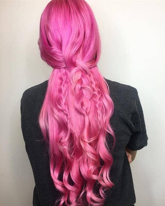 Ultra Pink Princess Style