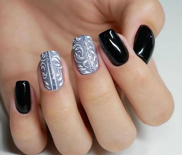Elegant Standout Nail Art