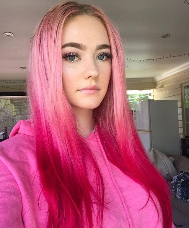 Hot, Hotter and Hottest Pink