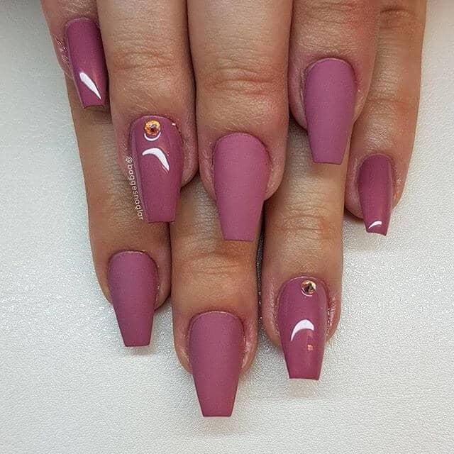 Perfectly Balanced Ballerina Cut Nails