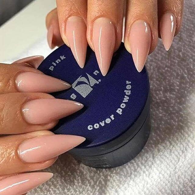 Just-Right Nails for Women with Olive Skin