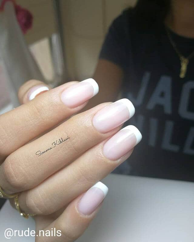 DIY Your Own French Manicure