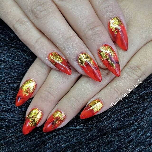 Oriental and Gold Inspired