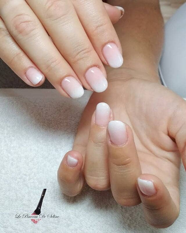 The Highly Requested Easy Ombré Nail Design