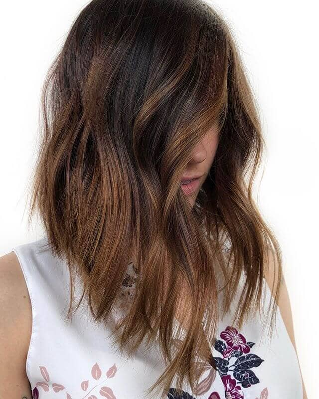 Easy Asymmetric Long Bob