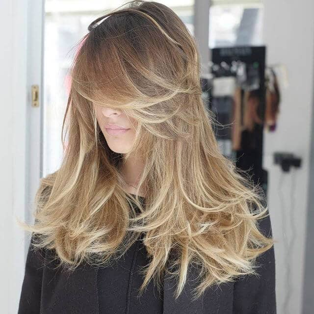Soft, Over-the-Eye Ombre Layers