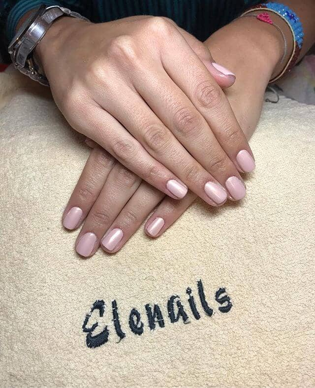 Gentle and Delicate Pink Nails for Cute Nail Ideas
