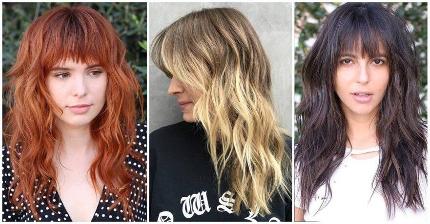 50 Fun, Fresh Ways to Style Long Hair With Bangs