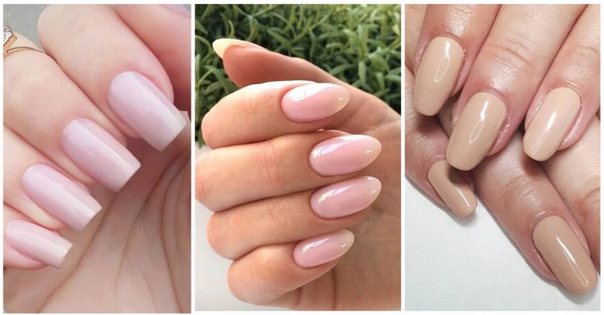 50 Must Try Natural Nail Designs For Any Season