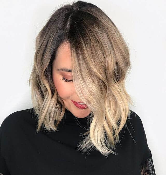 The Forever Youthful Long Bob