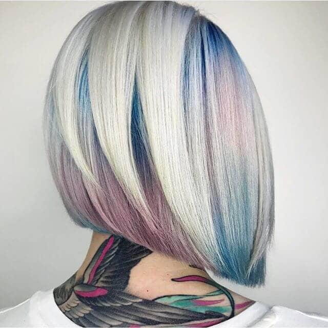 Charmingly Daring and Beautiful Hair Idea