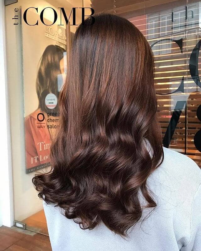 Smooth Ocean Wave Hairstyle for Women