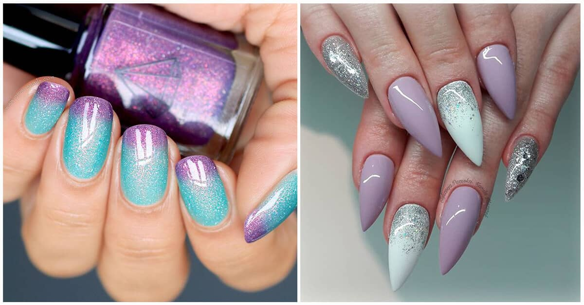 50 Incredible Ombre Nail Designs Ideas That Will Look Amazing In 2021