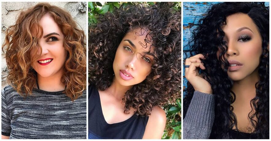 50 Stunning Perm Hair Ideas To Help You Rock Your Curls In 2020