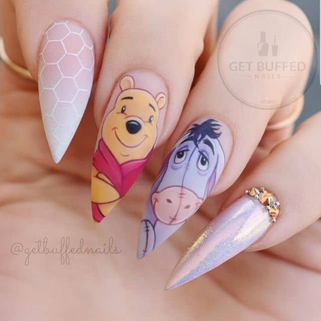 Winnie the Pooh is Sweeter Than Honey