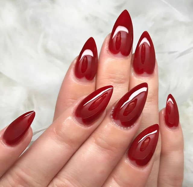 Queen of Hear Cuticles with Malevolent Tips