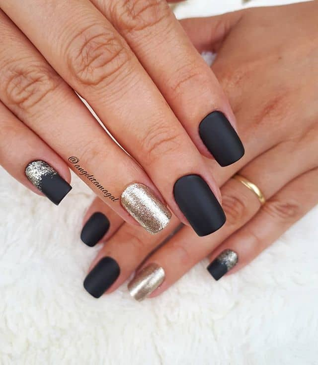 Simple Nail Art With a Twist