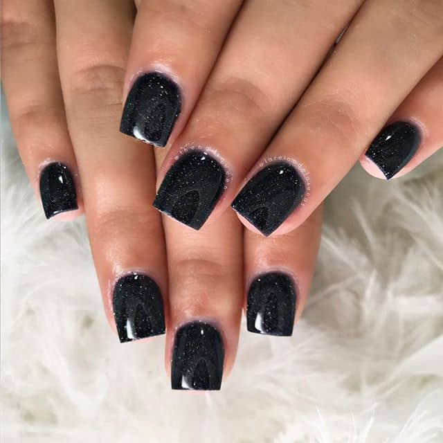 Deep Space Sparkle Beautiful Nails