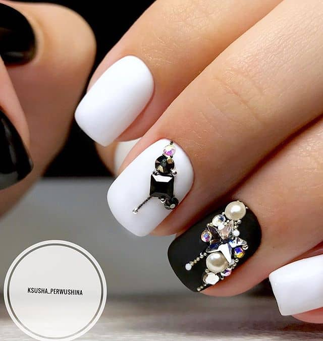 A Pirate's Treasure Chest Nails